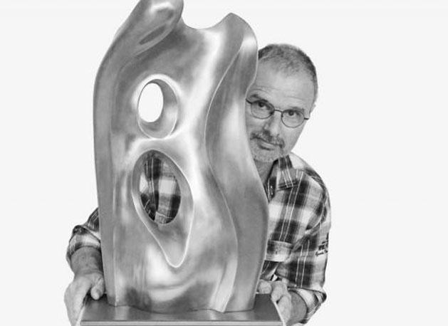 Lebenslauf des Bildhauers | Rainer Haindl